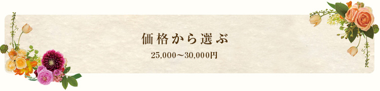 25,000〜30,000円